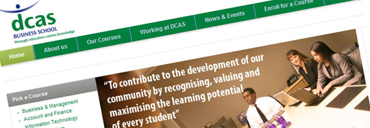 DCAS Business School